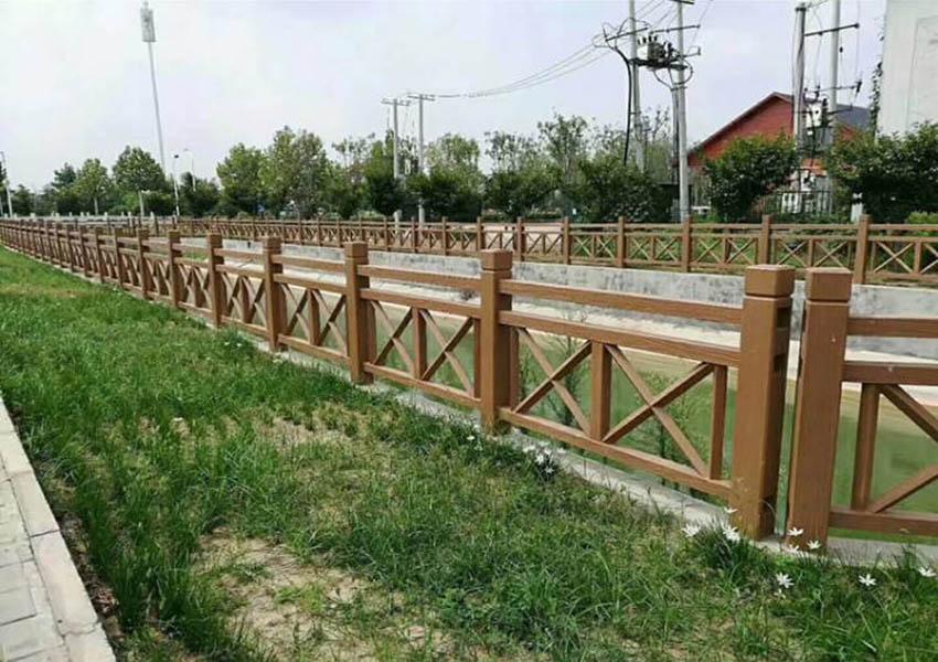 成都仿木栏杆安装的4大方法你都了解吗?