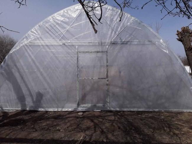 插地温室大棚案例