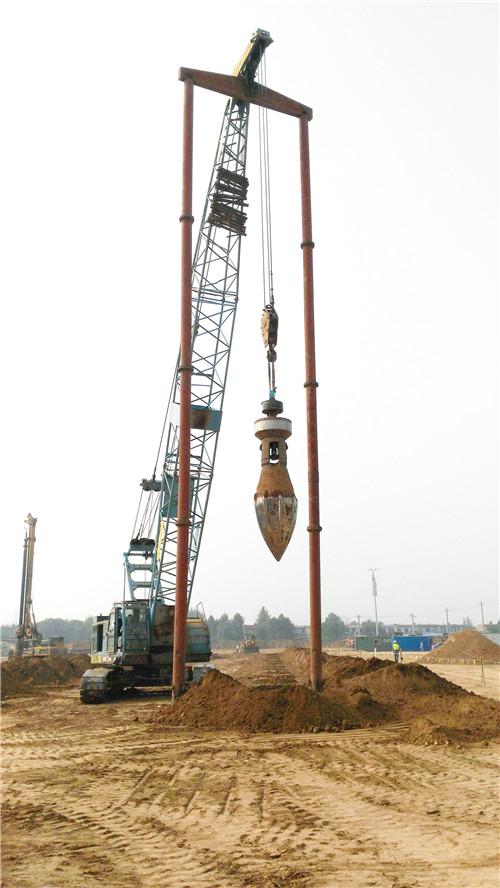 安徽强夯施工工程