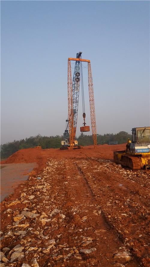 安徽地基加固工程