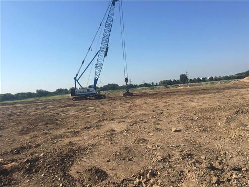 永定河南大荒水生态修复工程水利二标段工程