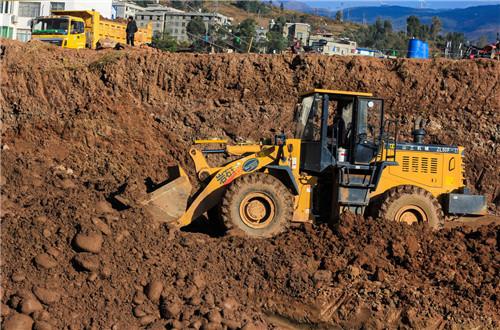 安徽土石方工程