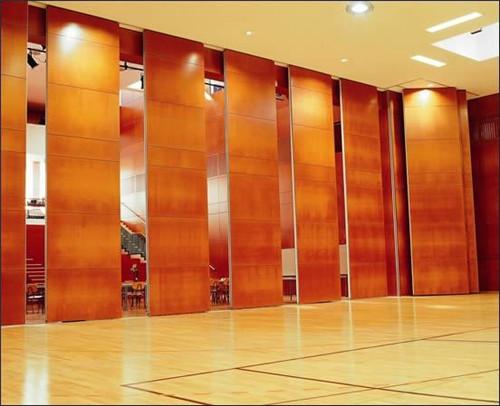四川活动隔断门日常使用中结构维护检修事项