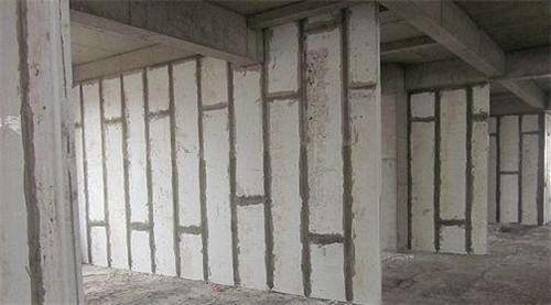 轻质混凝土隔墙板案例