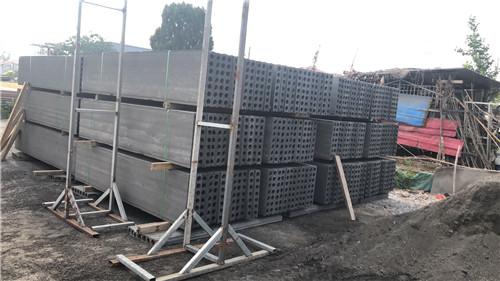 许昌轻质混凝土隔墙板安装