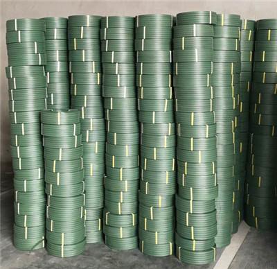 西安铭信包装材料小编给您介绍陕西打包机使用比较多的打包带是哪一种?