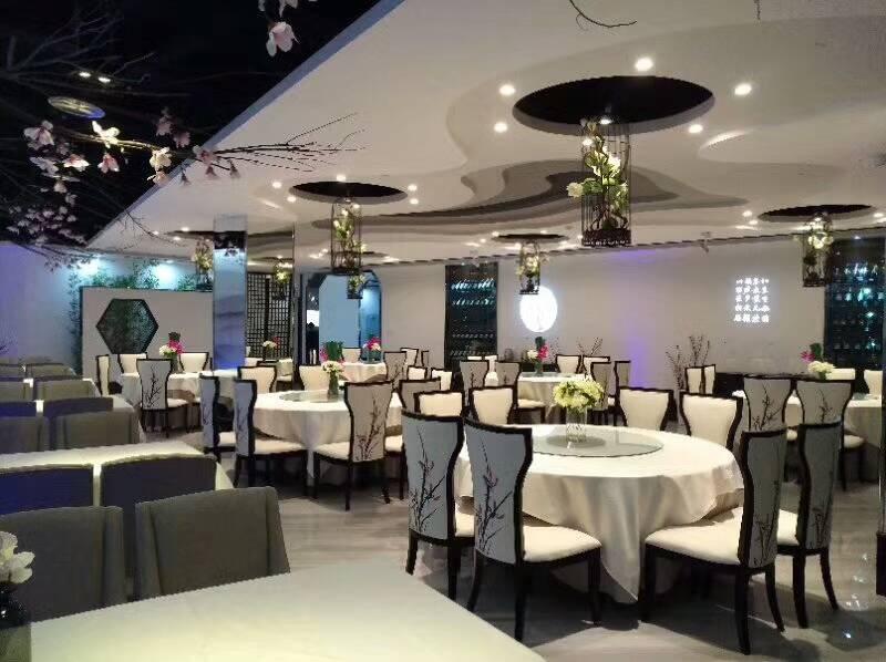 西安酒店家具餐桌餐椅