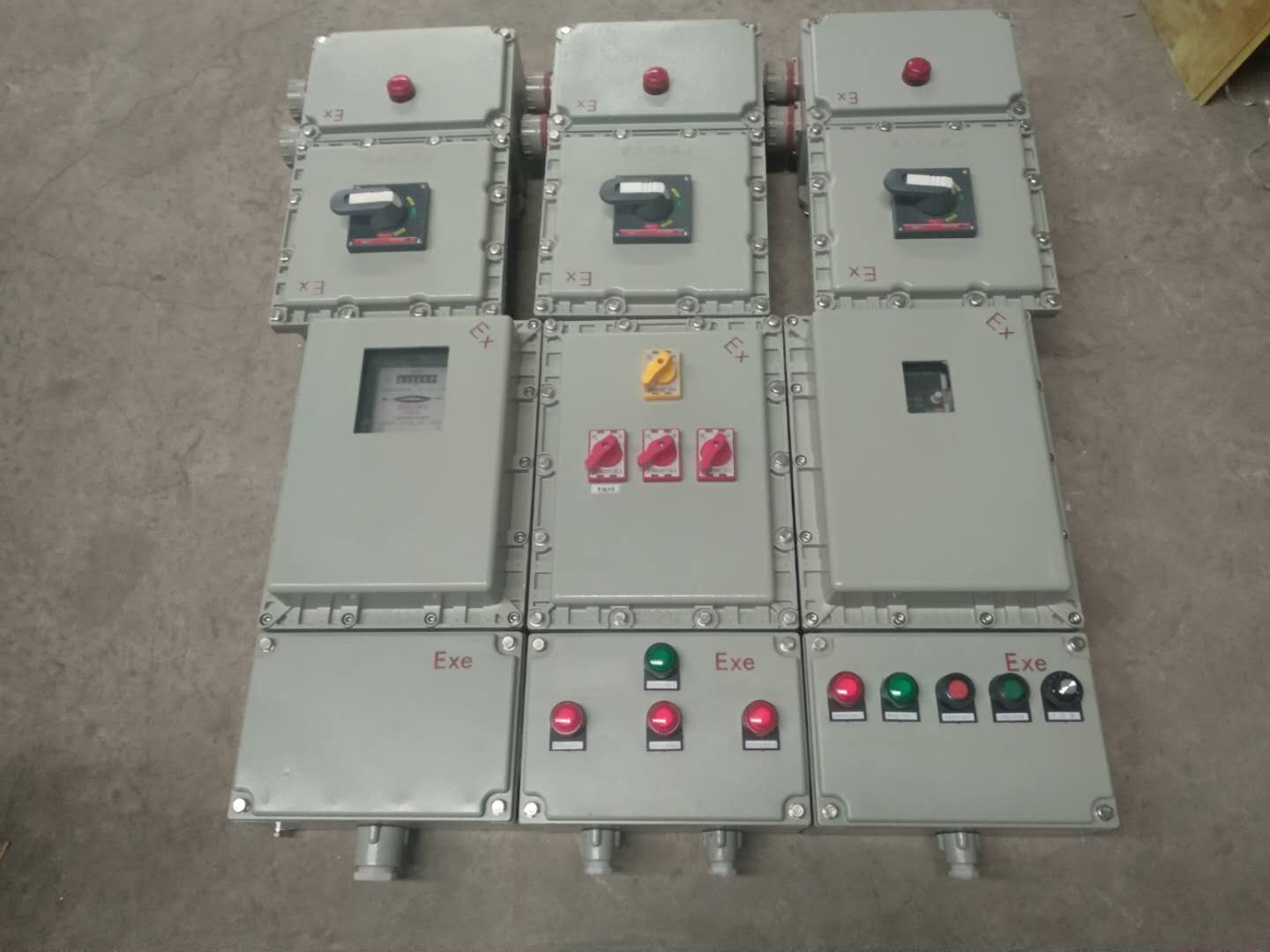 Shaanxi explosion-proof electrical manufacturers