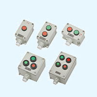 LA53 series explosion-proof control button / dust explosion-proof control button (ⅡB, IIC, DIP)