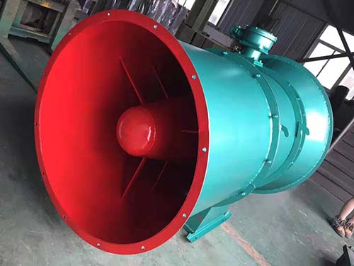 Huace Electric Mine Explosion-proof Fan (2)