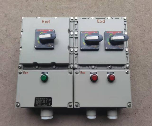 西安防爆电器生产