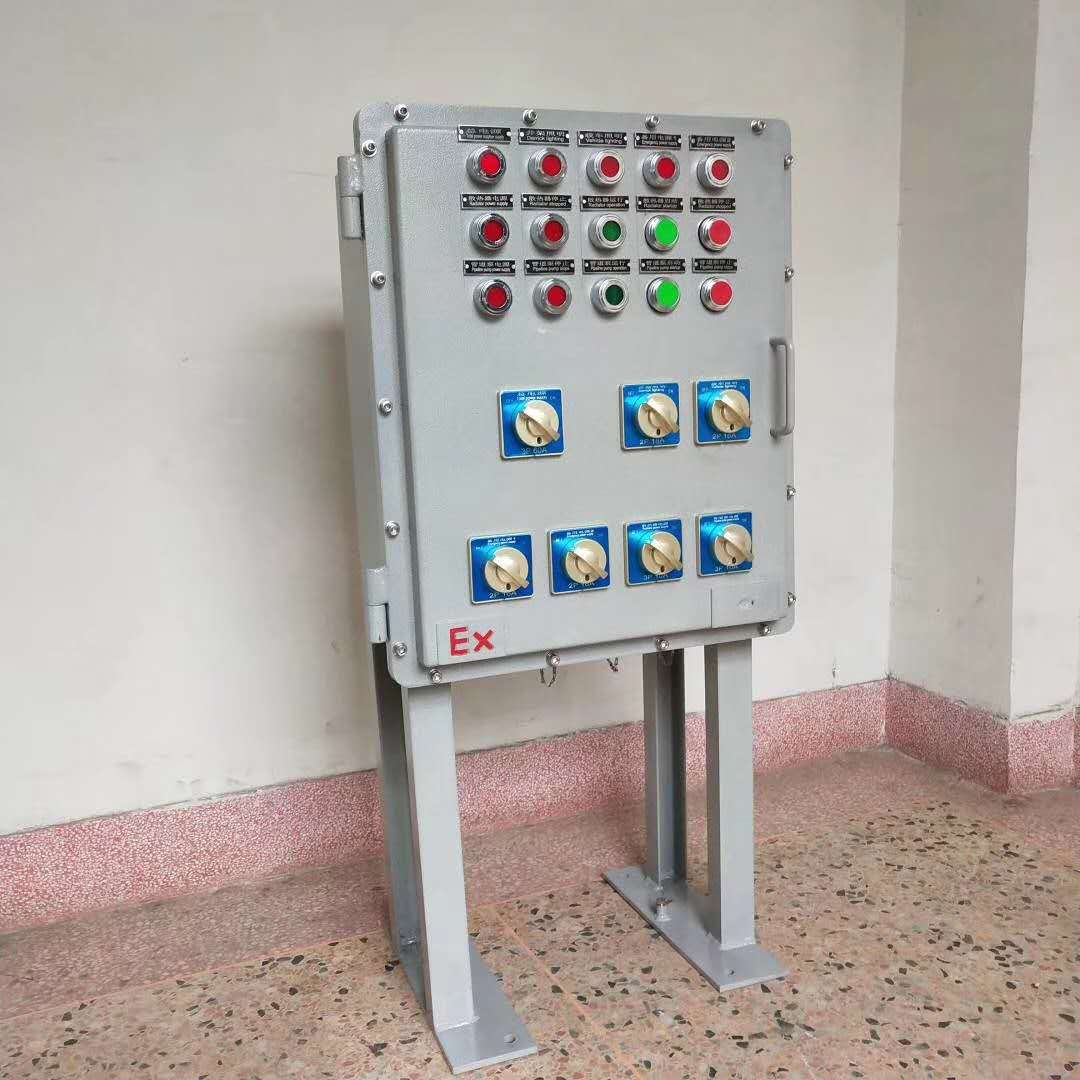 详解陕西防爆配电箱的安装标准和安全使用细则