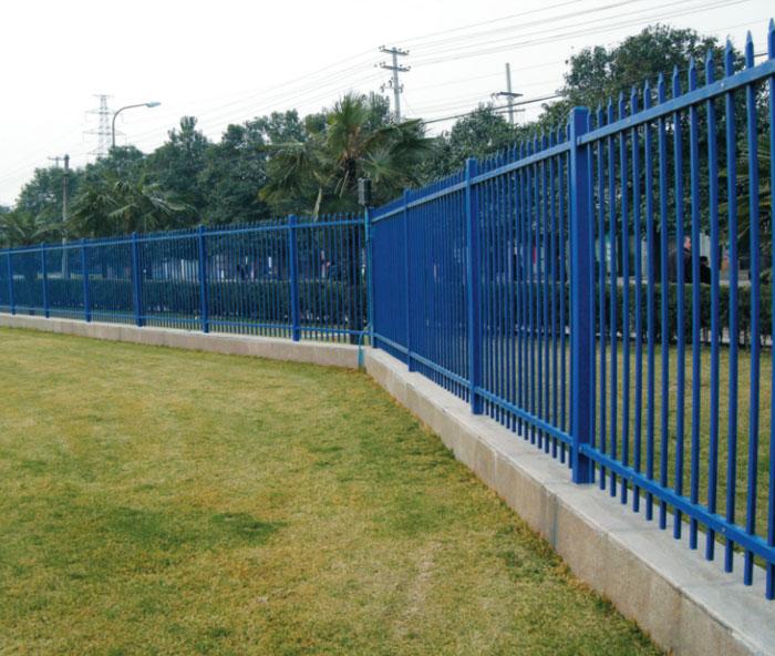 红运锌钢护栏