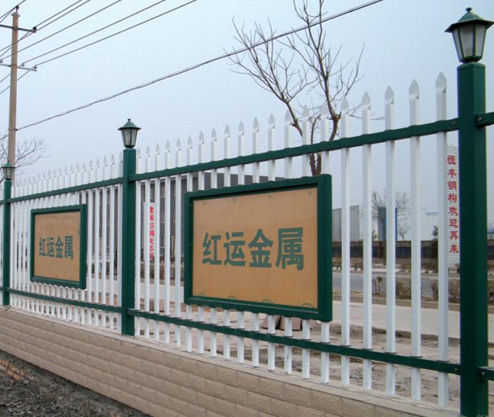 陕西锌钢栅栏