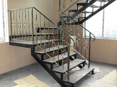 陕西铁艺楼梯