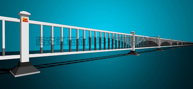 陕西道路护栏