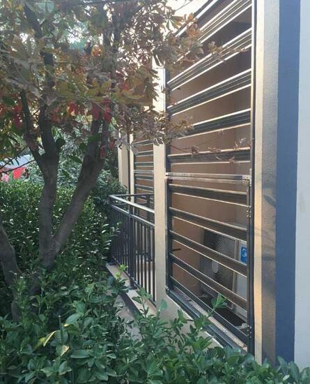 锌钢百叶窗有哪些优势呢?陕西百叶窗厂家给我们具体的详解