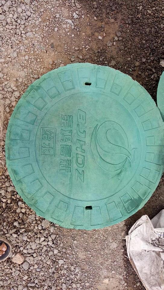 宝鸡高新区太公湖井盖合作项目