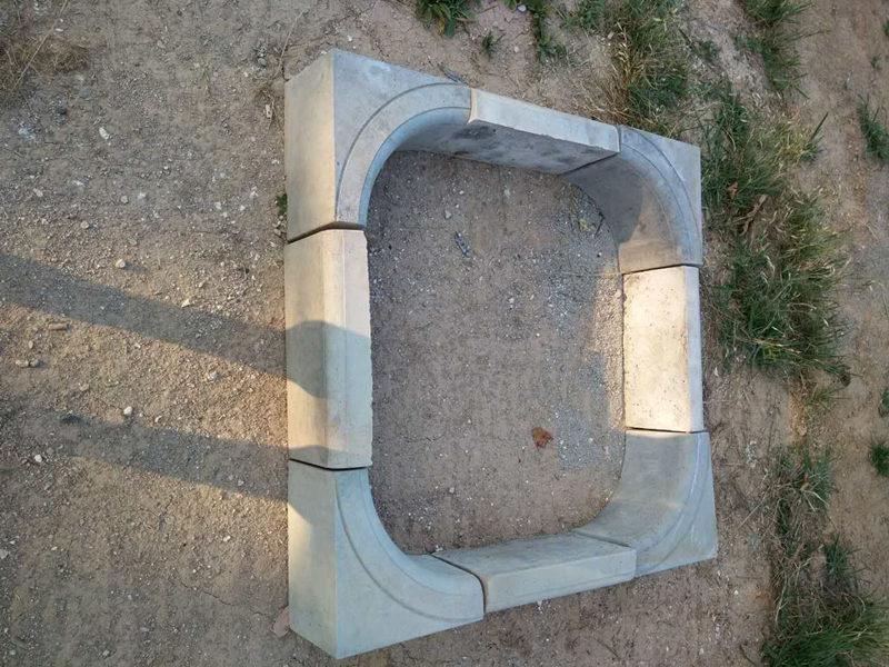宝鸡树坑砖
