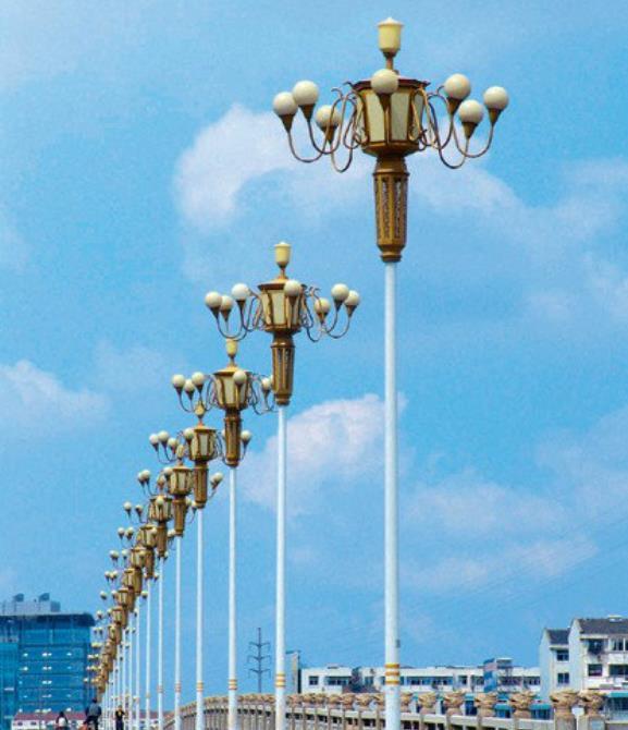 陕西景观灯定制安装