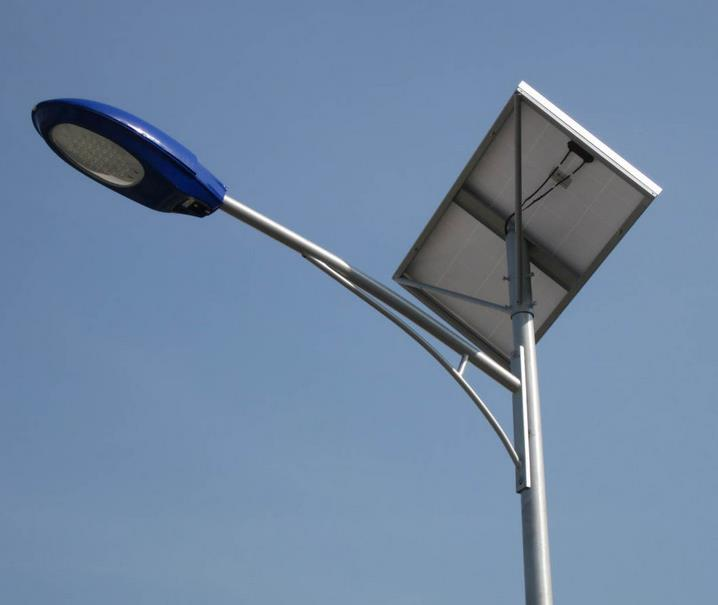 太阳能路灯安装的误区详解