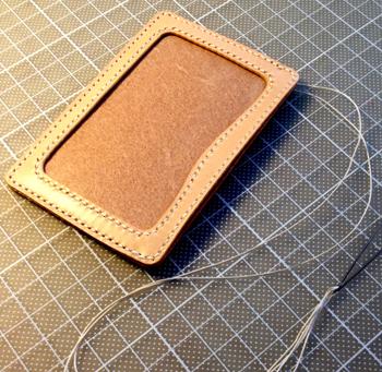 皮革缝线技术