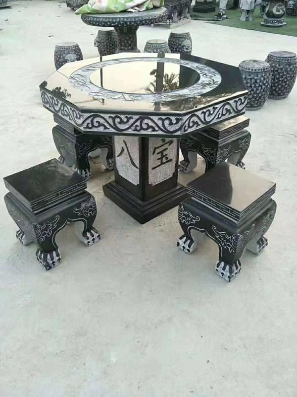 西安石桌凳厂家