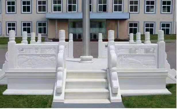 石雕牌坊、石栏杆清洗的7种主流方法