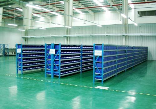 仓储货架的安全问题