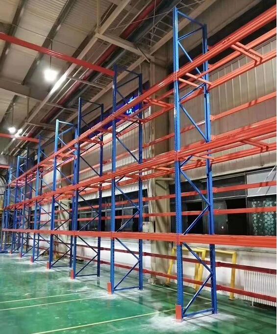 仓储货架的设计
