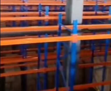 呼市英凯仓储货架实拍视频观赏
