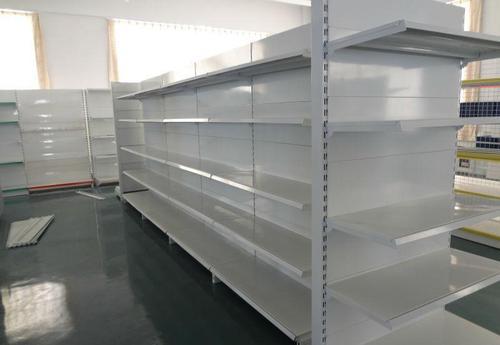超市货架的安装