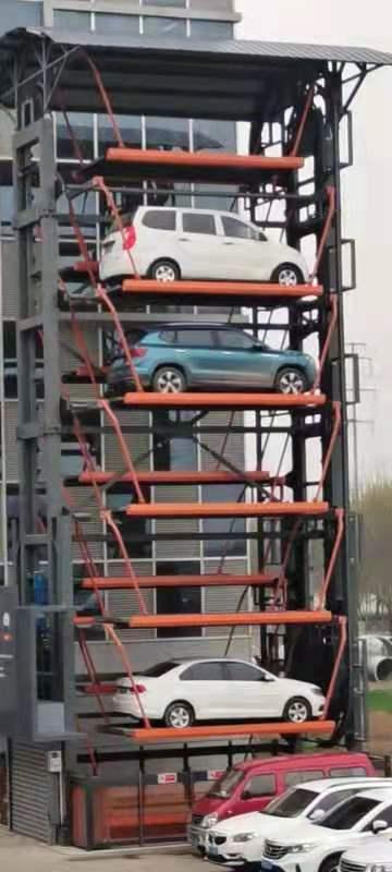 自动停车位