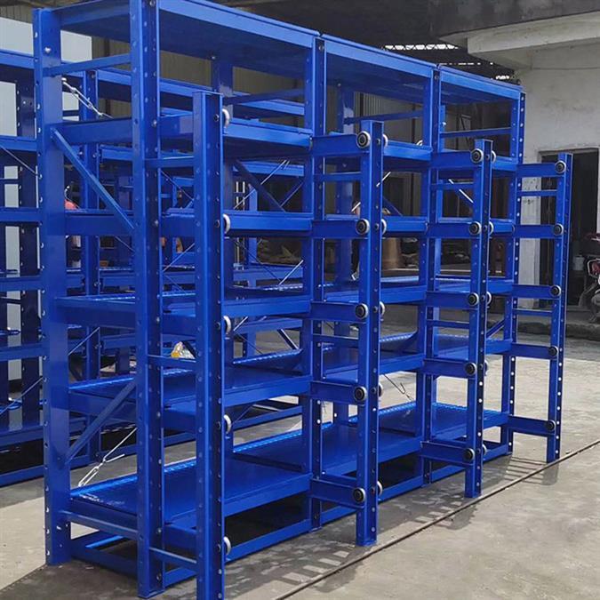 化工类仓储仓库都用什么类型的货架?