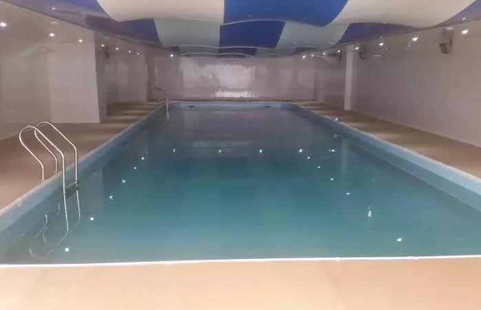 四川拼装游泳池