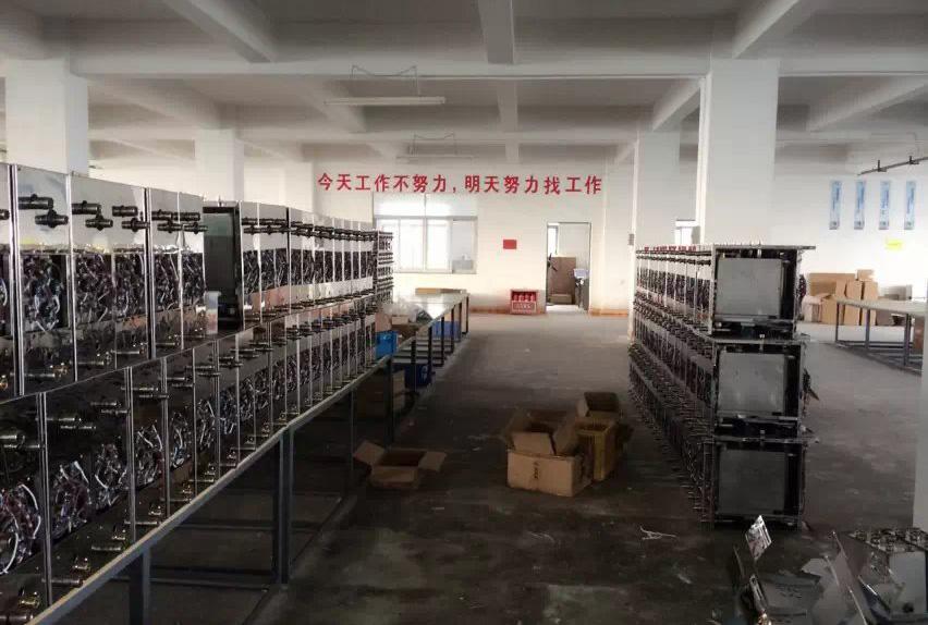 四川桑拿房厂房展示