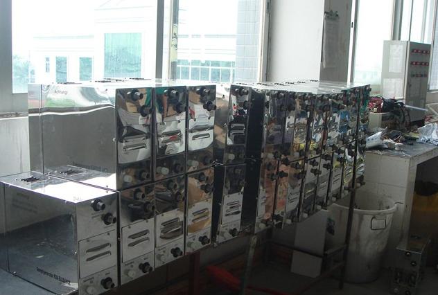 四川龙8国际娱乐厂房展示