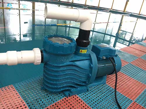 四川游泳池设备案列