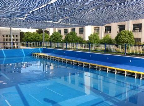 为什么选择拼装式游泳池?