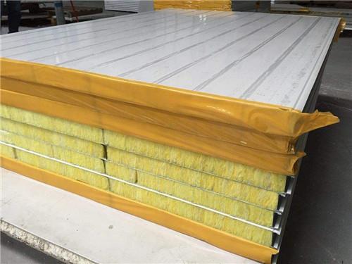 玻璃棉夹芯板厂家