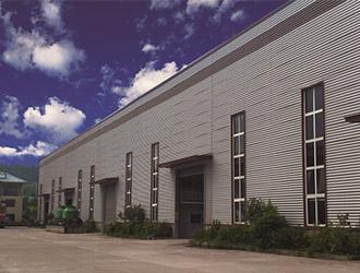 重庆宝思迪的厂房外貌