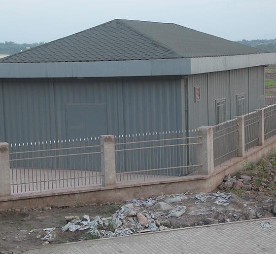 可拆卸移动活动集装箱房屋