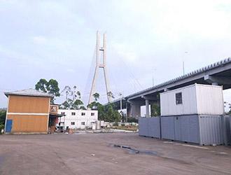 重庆宝思迪的厂区环境