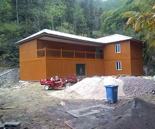 模块化房屋建筑