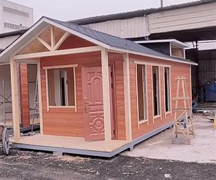 轻钢房屋建筑