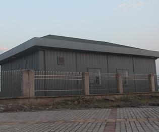 住人集装箱建筑展示