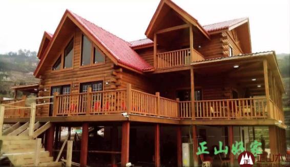 兰州防腐木凉亭-正山好家,暖暖的新家