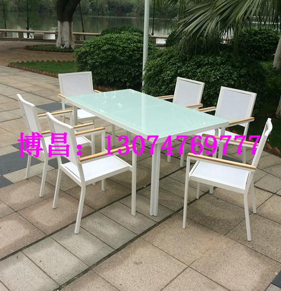 内蒙古铝材批发休闲桌椅