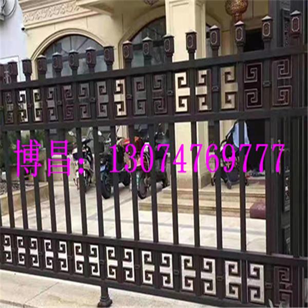 呼和浩特市新城区博昌铁艺厂区环境