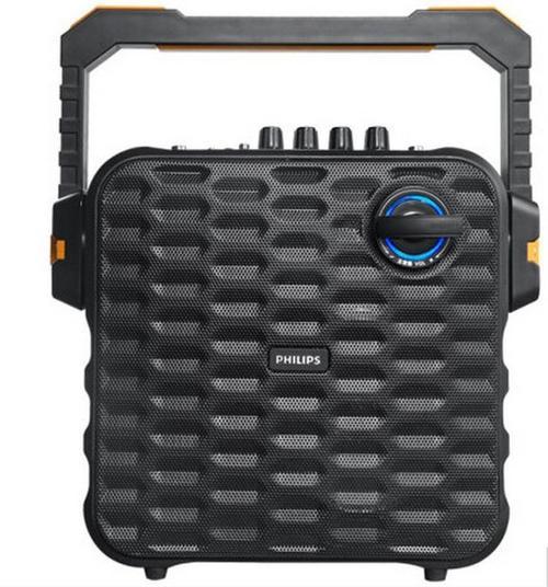 飞利浦SD60S广场舞音箱户外拉杆便携式音响